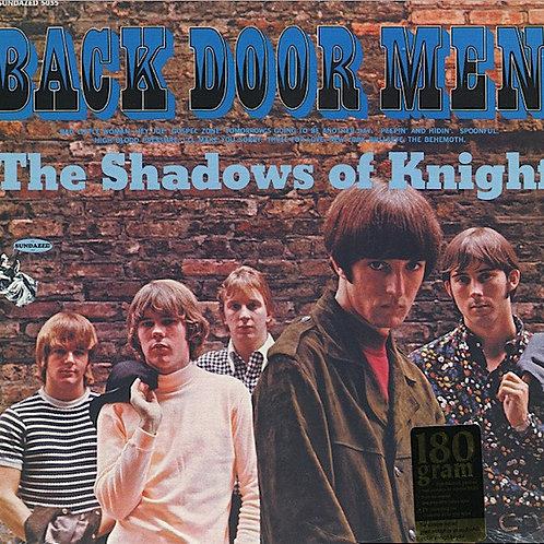 """The SHADOWS OF KNIGHT """"Back Door Men"""" - Sundazed LP"""