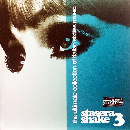 """V/A """"Stasera Shake!"""" Vol. 3 CD"""