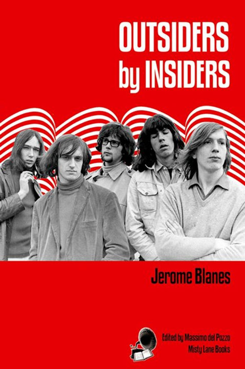 OUTSIDERS BY INSIDERS (Book)
