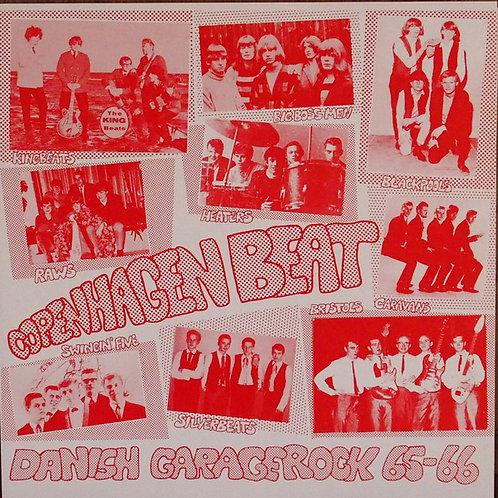 Various–Copenhagen Beat - Danish Garagerock 1965-1966 LP