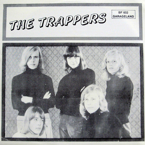 The Trappers–The Trappers EP