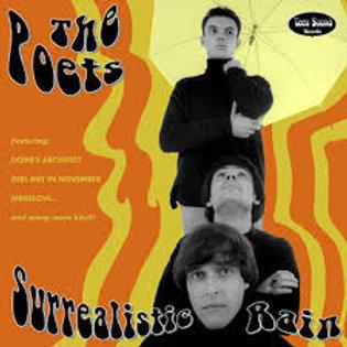 "THE POETS ""Surrealistic Rain"" LP"