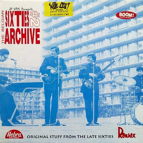 Various–JP Van Presents: The Belgian Sixties Archive #2 LP