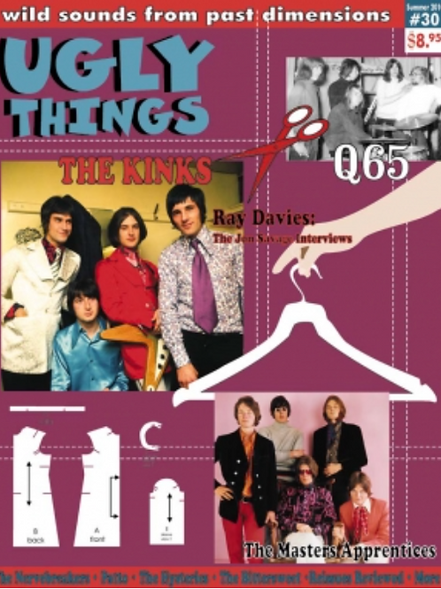 UGLY THINGS Magazine #30