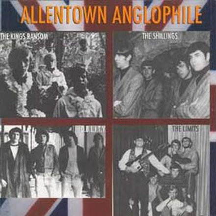 Various–Allentown Anglophile CD