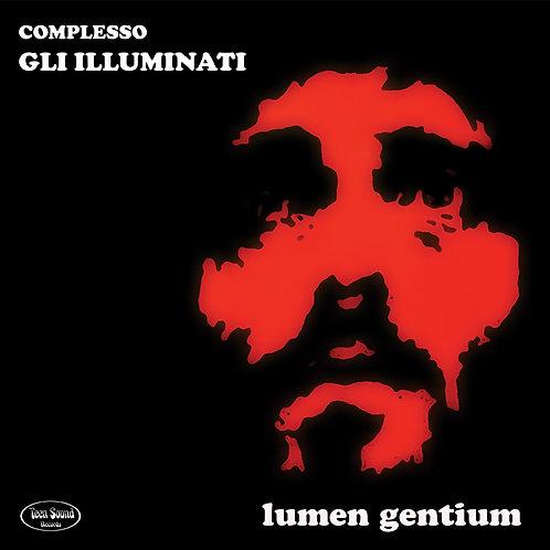 """COMPLESSO GLI ILLUMINATI """"Lumen Gentium"""" LP"""