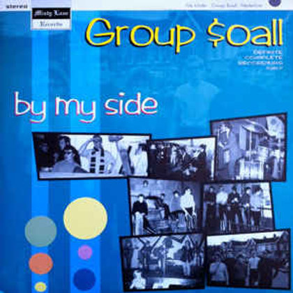 """GROUP $0All """"By My Side"""" 10"""""""