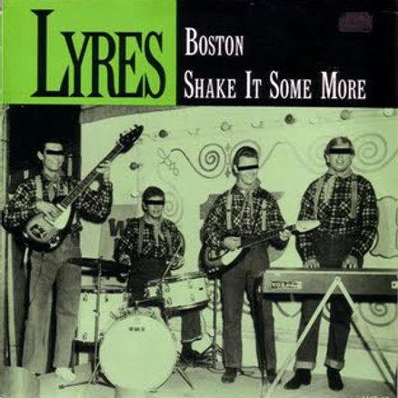 Lyres–Boston 45