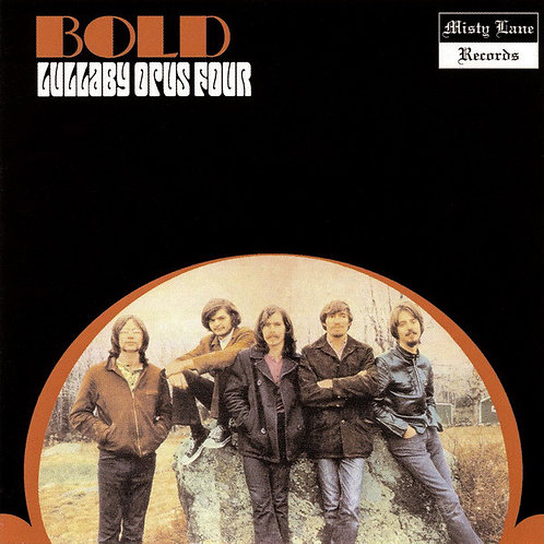 """The BOLD """"Lullaby Opus Four"""" (Misty Lane) CD"""