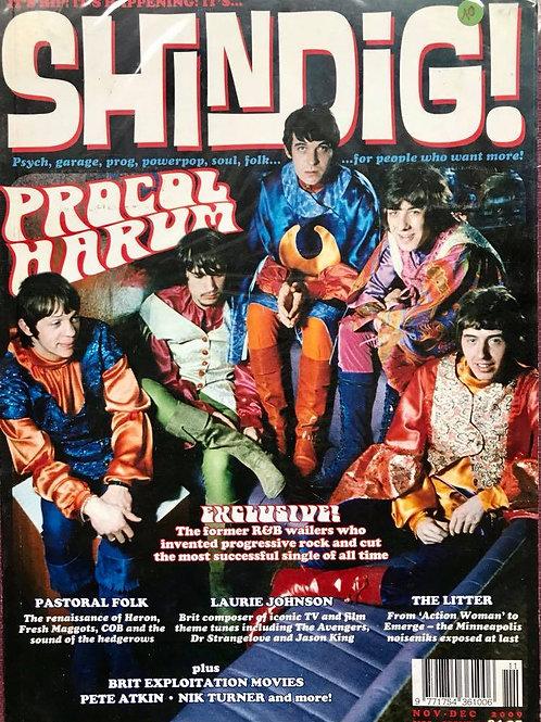 SHINDIG! vol. 2 issue 13 - 2009