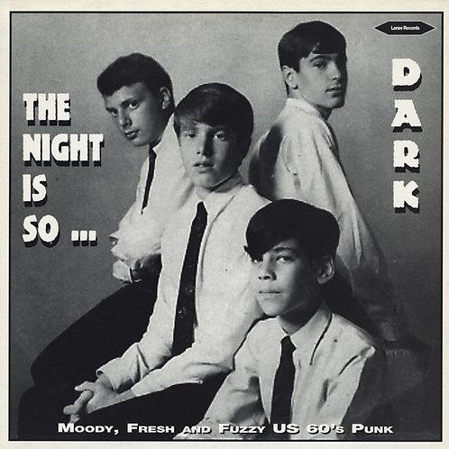 Various–The Night Is So Dark LP