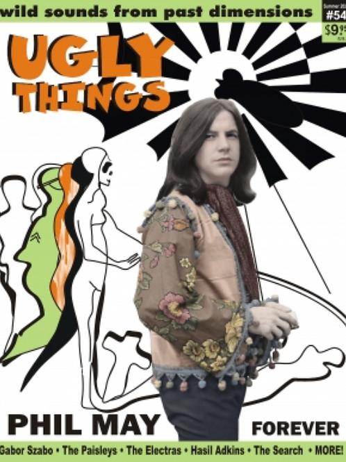 UGLY THINGS Magazine #54