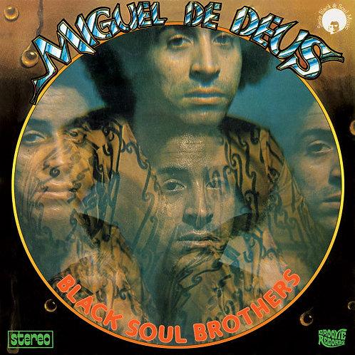 Miguel de Deus–Black Soul Brother LP