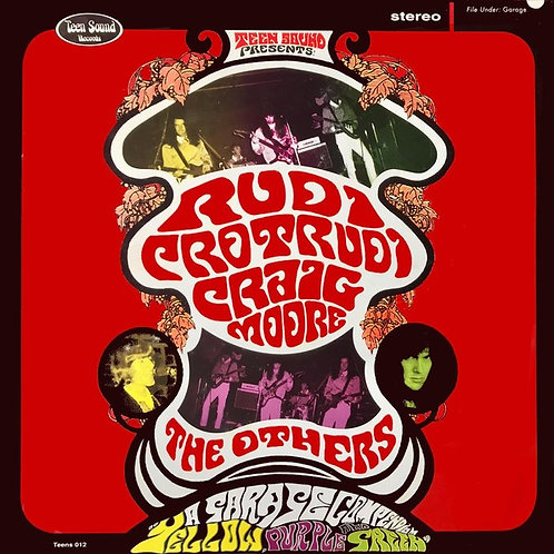 """Craig Moore,Rudi Protrudi,The Others – """"Yellow, Purple And Green"""" LP"""