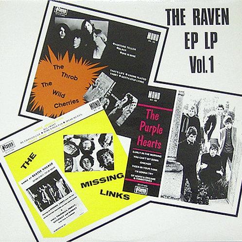 Various–The Raven EP LP Vol.1 LP