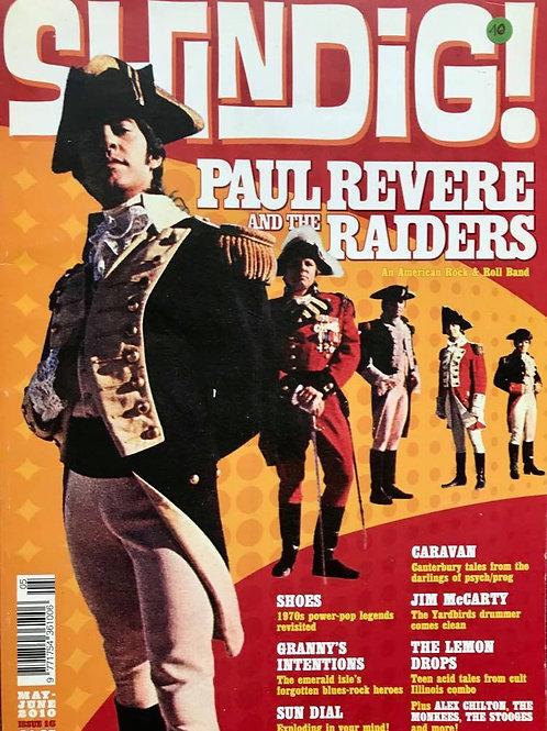 SHINDIG! issue 16 -2010