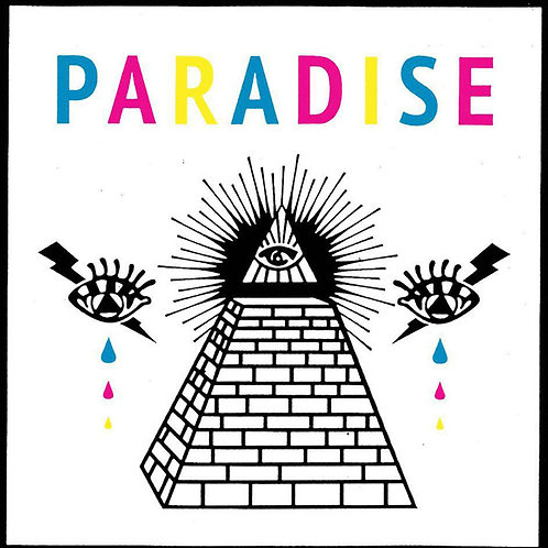 Paradise –Diary Of An Old Soul LP