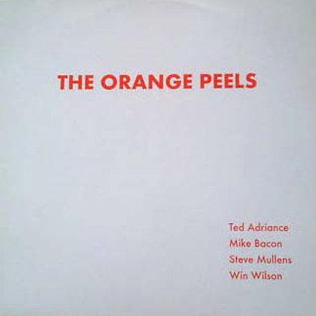 The Orange Peels –The Orange Peels LP reissue