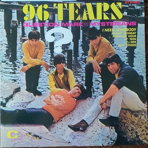 """? & The Mysterians """" 96 Tears"""" LP"""