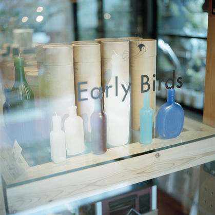 Early Birds Pop-up Store in Kamakura.