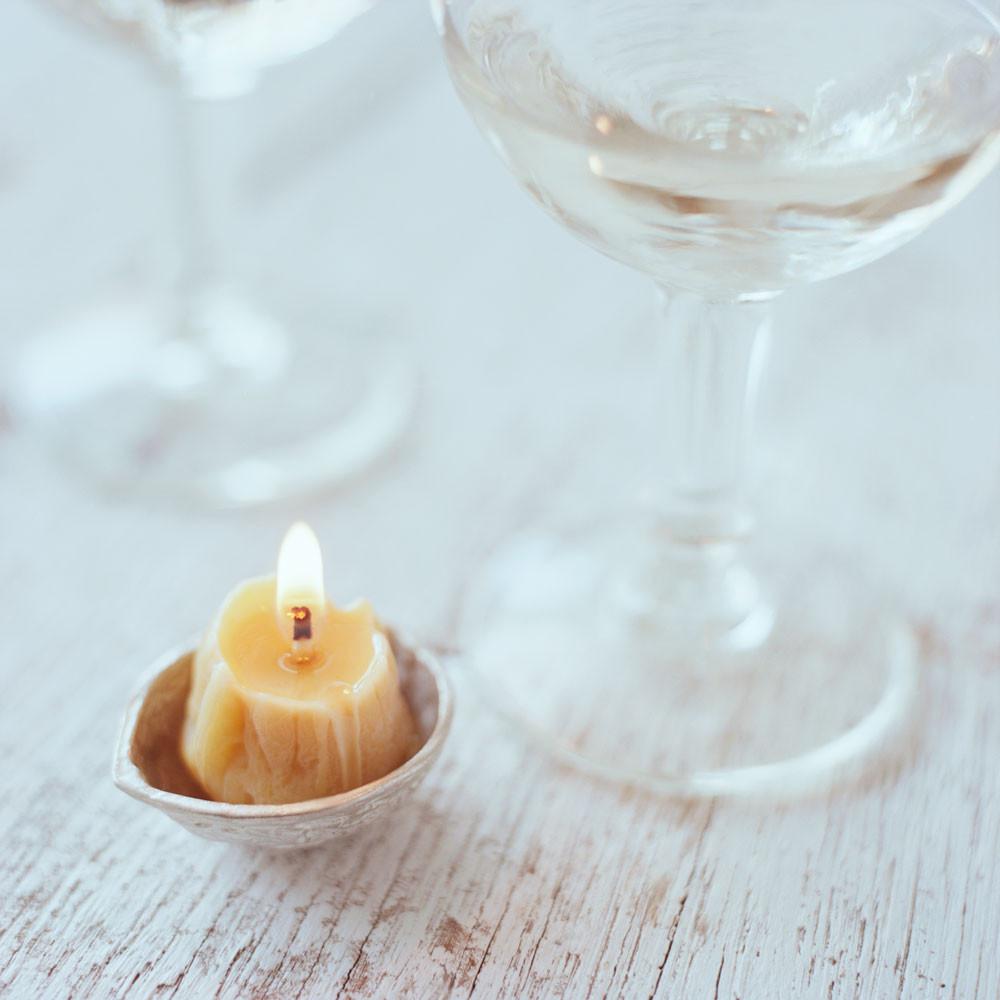 "Original Products ""Walnut Candle"""