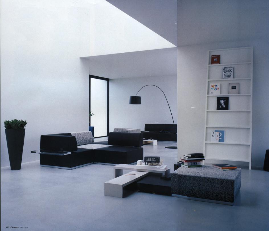 Furniture Photo Shoots for Esquire Magazine