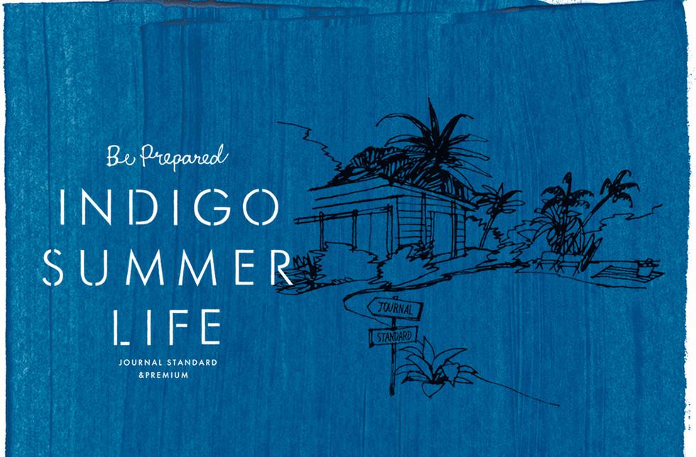 """2015 Journal Standard """"Indigo Summer Life"""""""