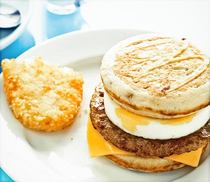 Natural McDonald's Image Photo Shoot