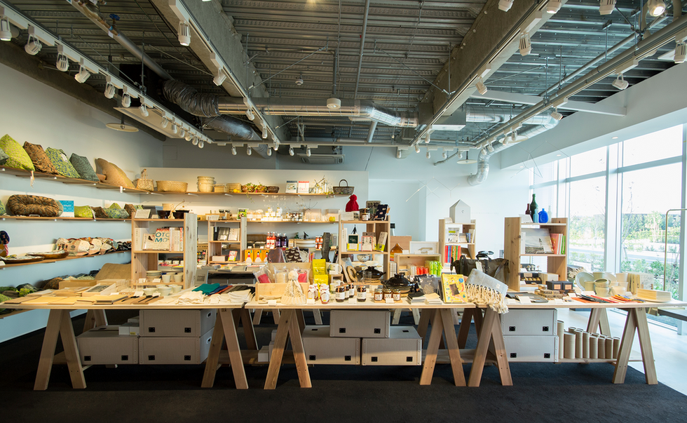 Early Birds Gift Boutique Project | Pop-up Store