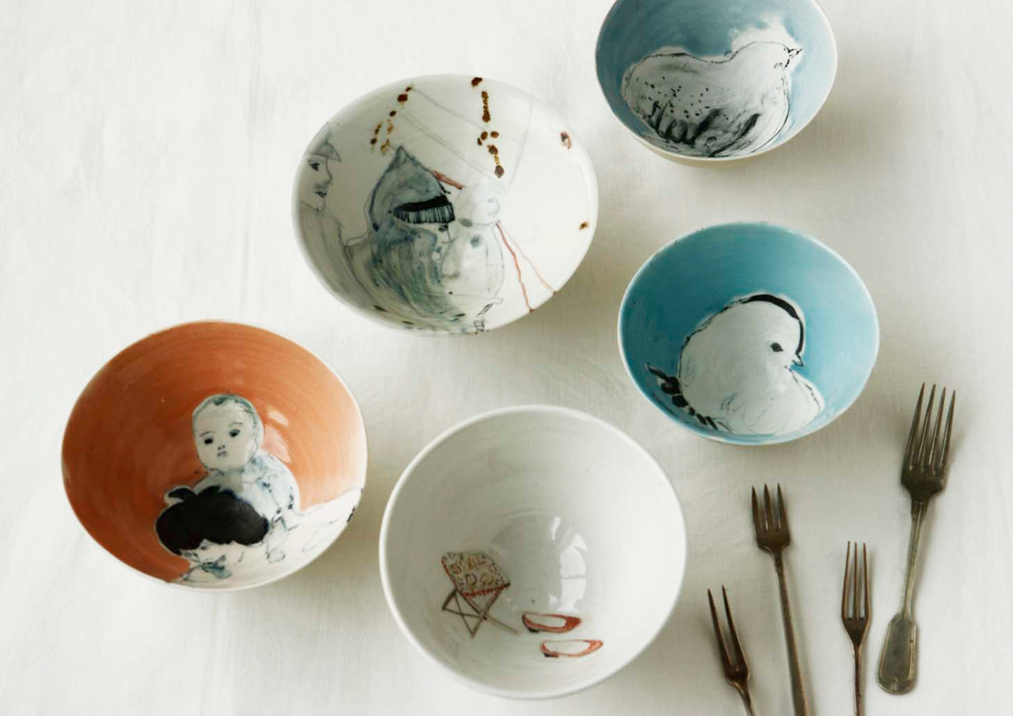 Supring Table Items for Glow Magazine