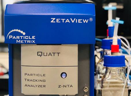 A fresh addition to our equipment family - Zetaview Quatt