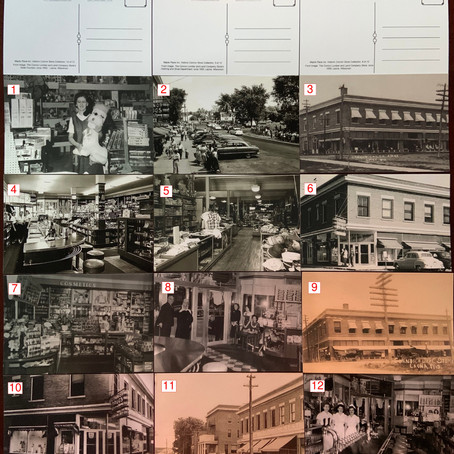 Our Newest Fundraiser: The Historic Connor Store Postcard Collection - Now Available!