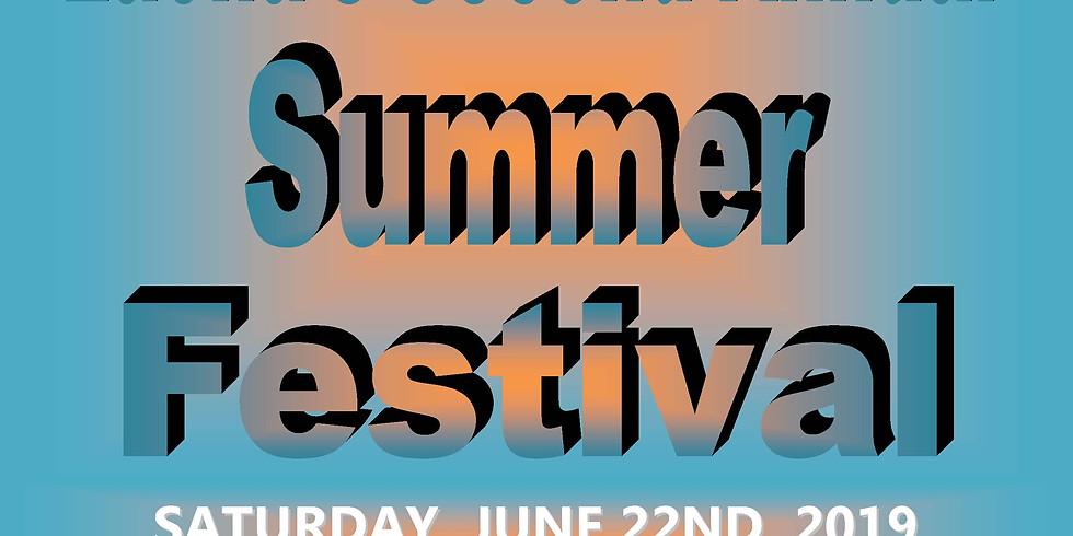 Laona's Second Annual Summer Festival