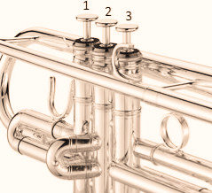 Free Trumpet Fingering Chart