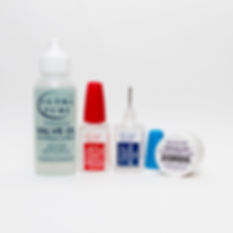 Ultra-Pure Complete Rotary Lube Kit (det