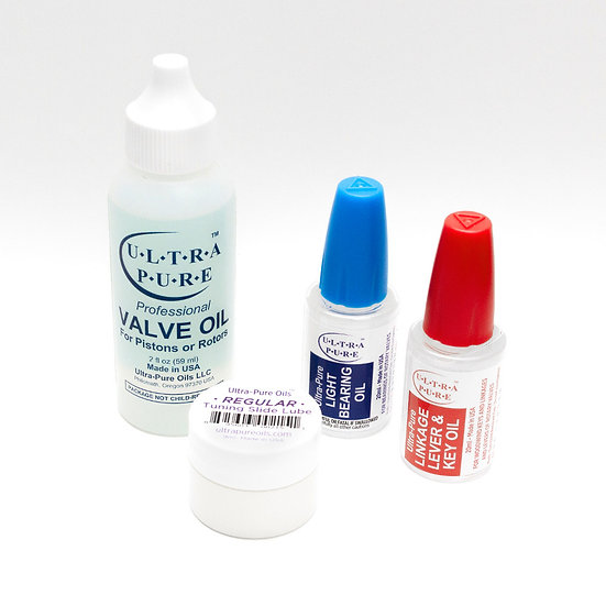 Ultra-Pure Complete Rotary Lube Kit