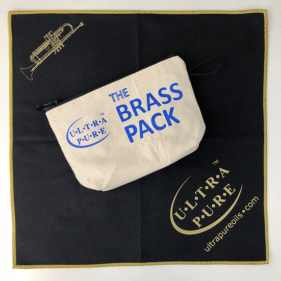 The Brass Pack - Bag and Cloth Alone