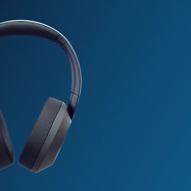 Philips Wireless Headphones.