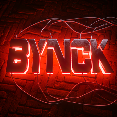 Bynck Logo Artwork