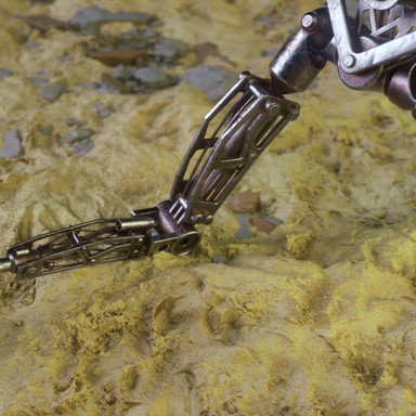 Merc the Robot Showcase