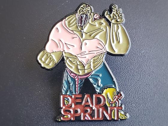 Enamel Pin (Brute Zombie)