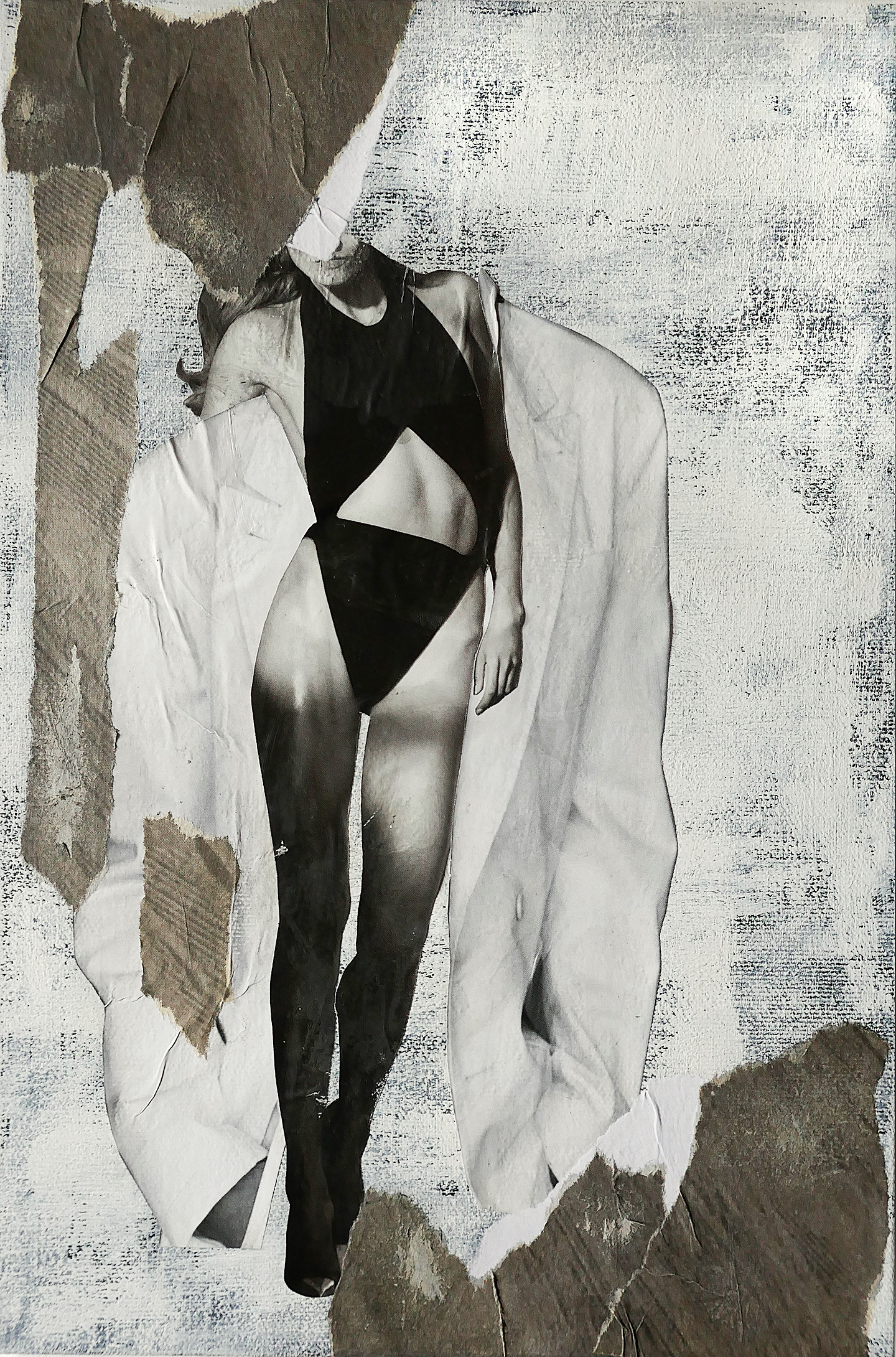 Figure with Jacket, 2018