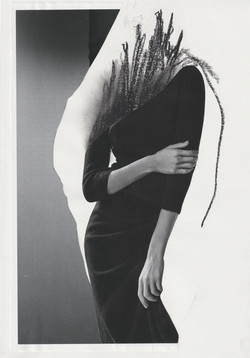 Untld Figure with Black Dress