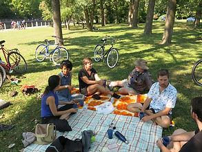 Bicycle tours tour guide Ottawa bike ride experience