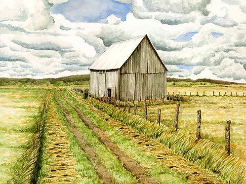 Melbourne Smith's Barn