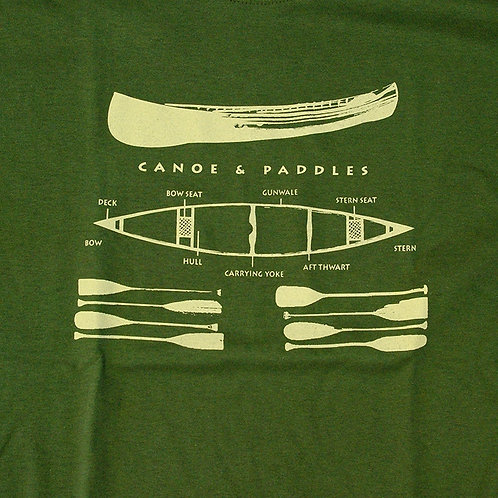 Canoes & Paddles