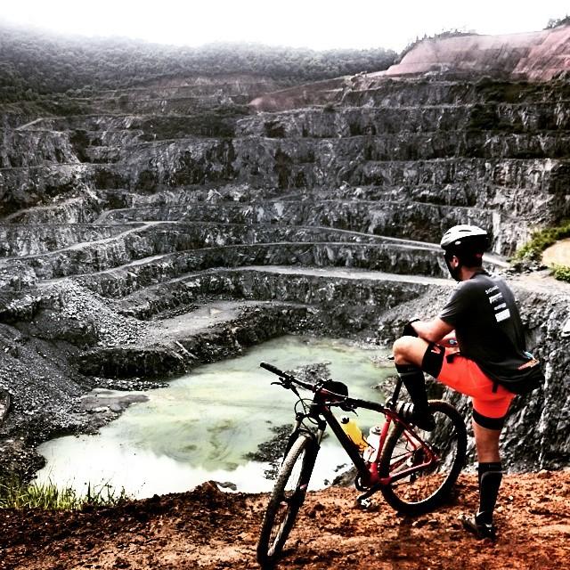 #pedreira #matadentro #aventura #treino #mtb #trainning  #mountainbike #bike #btt #cycling #ciclismo
