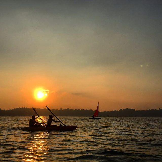 #guarapiranga #matadentro #caiaque #paddle #kayak #paddling #canoagem #aventura #adventurerace #Cicl