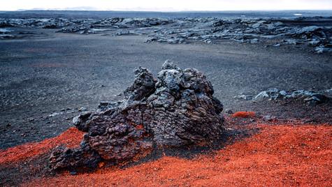 kráter Askja