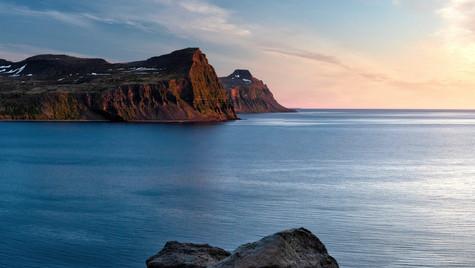 zátoka Hlöðuvík, Hornstrandir